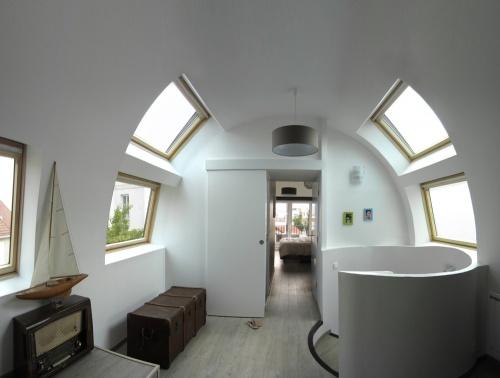 Extension d'une Villa, Suresnes (92)
