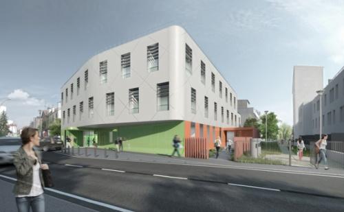 Centre Municipal de Santé,  Ville de Romainville