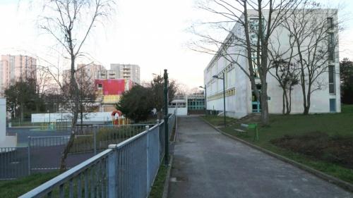 Restructuration de l'école Tenon-Roux, Ville de Massy