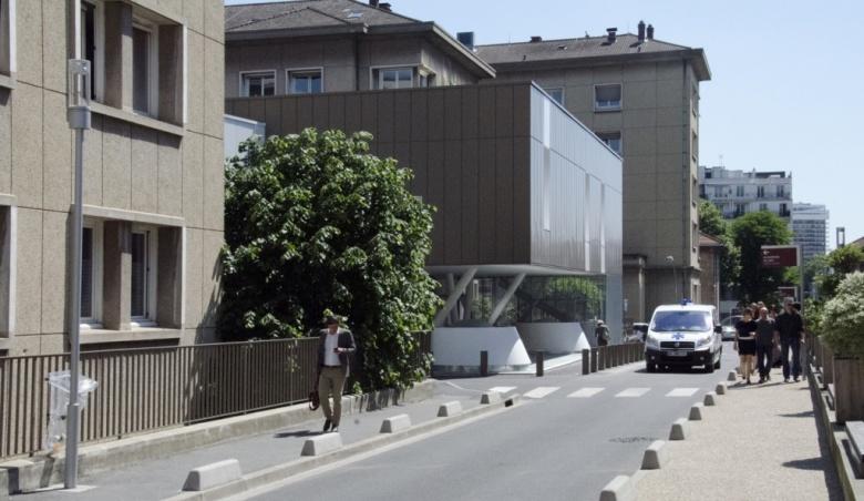 Bloc opératoires, Hôpital Cochin à Paris